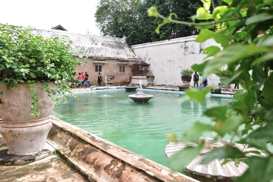 yogyakarta travel guide water palace