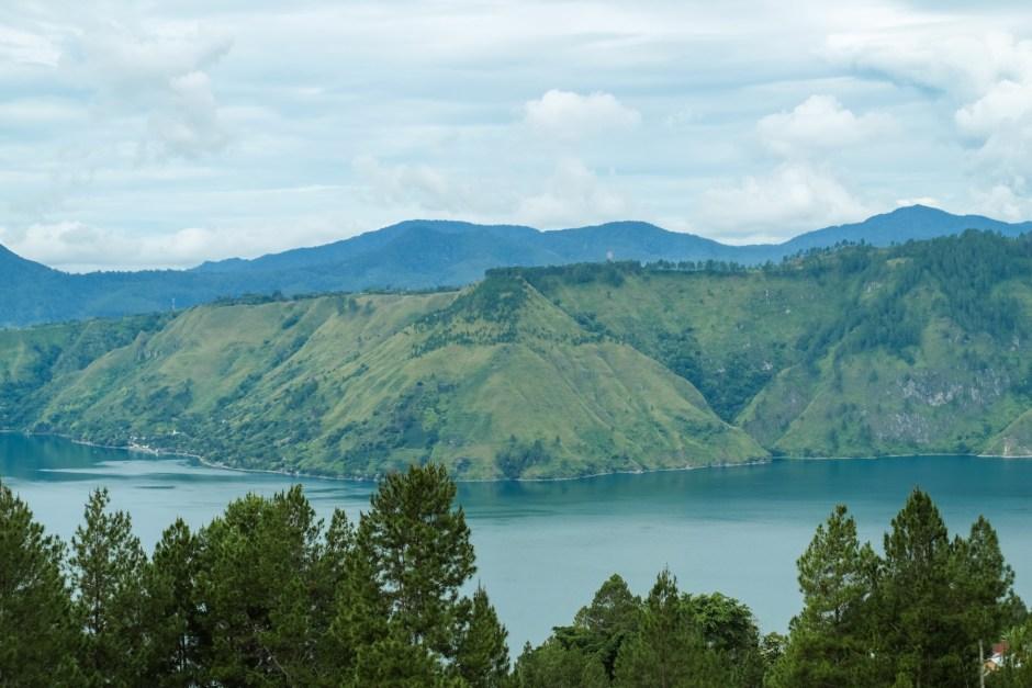 Samosir Island Simanindo