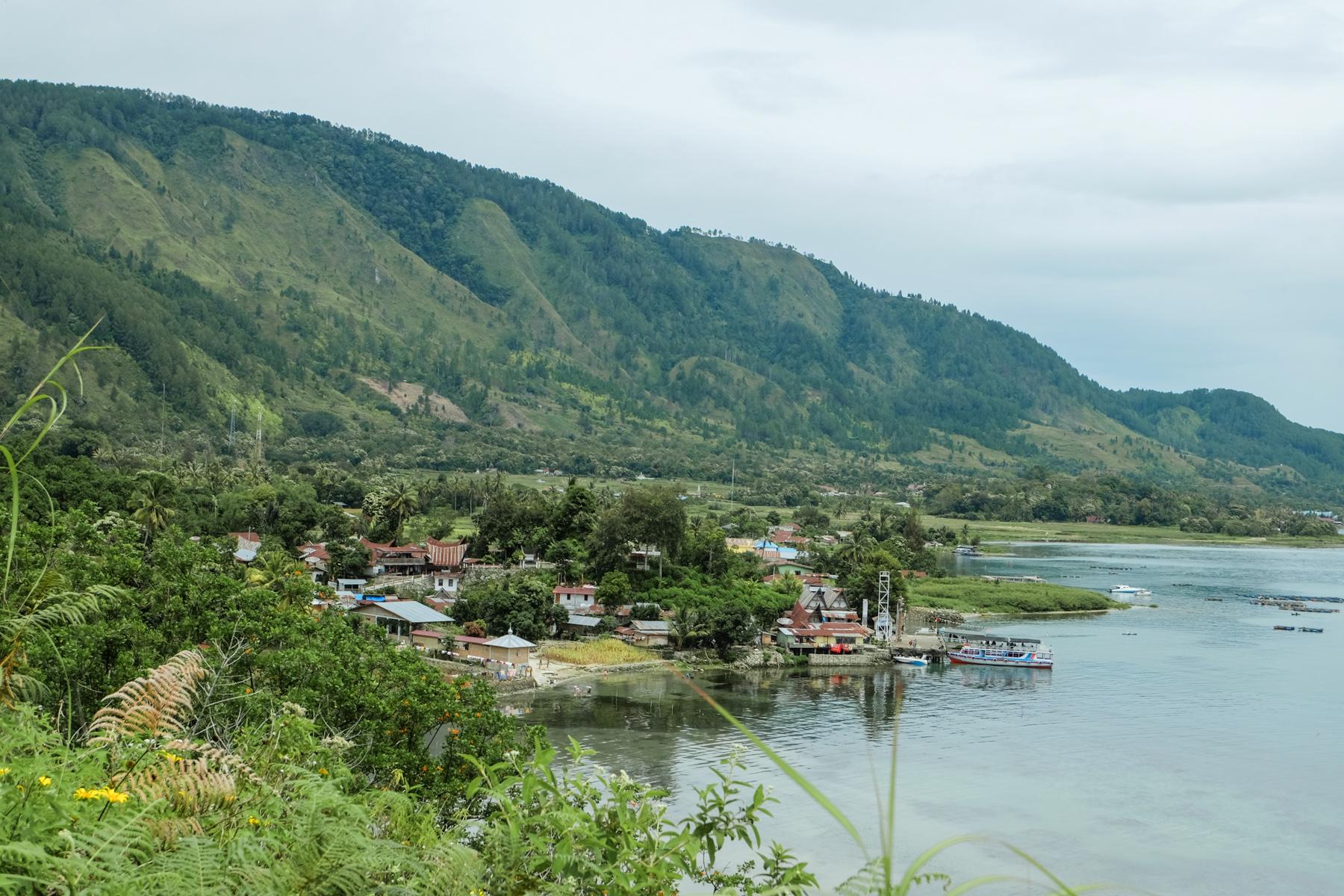 All About Samosir Island in Lake Toba, Sumatra