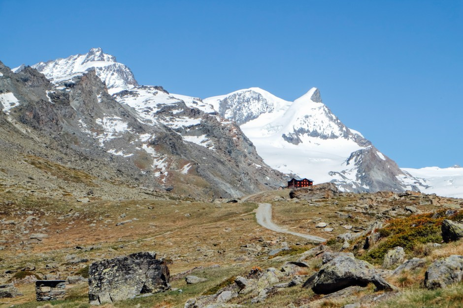 Zermatt Hiking Guide Switzerland Matterhorn Gornergrat