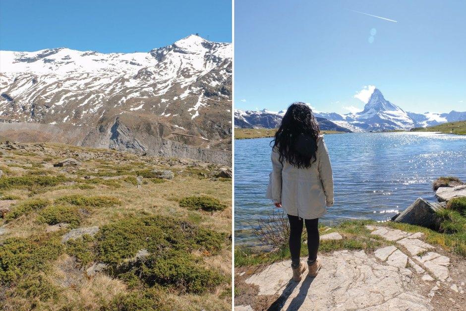 Lake Stellisee Zermatt
