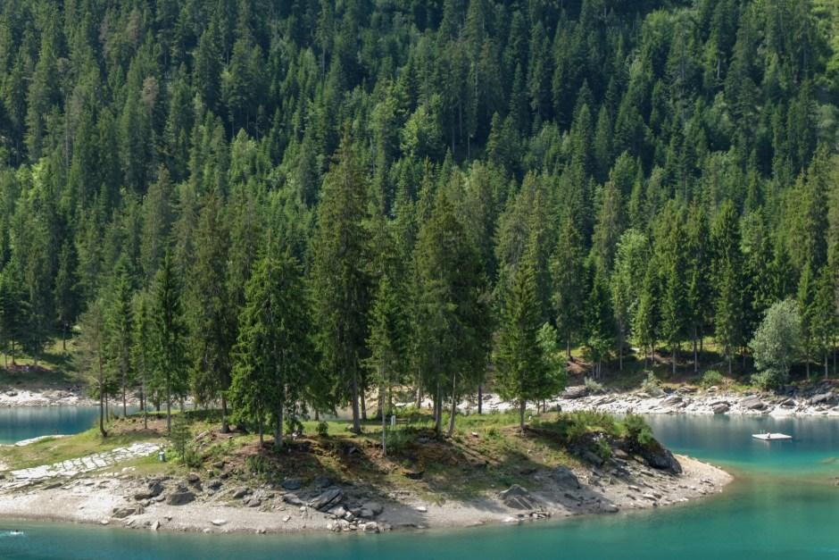 Lake Caumasee Swiss-13