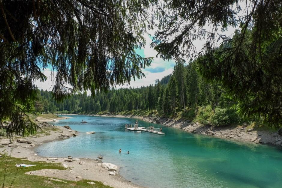 Lake Caumasee Swiss-25