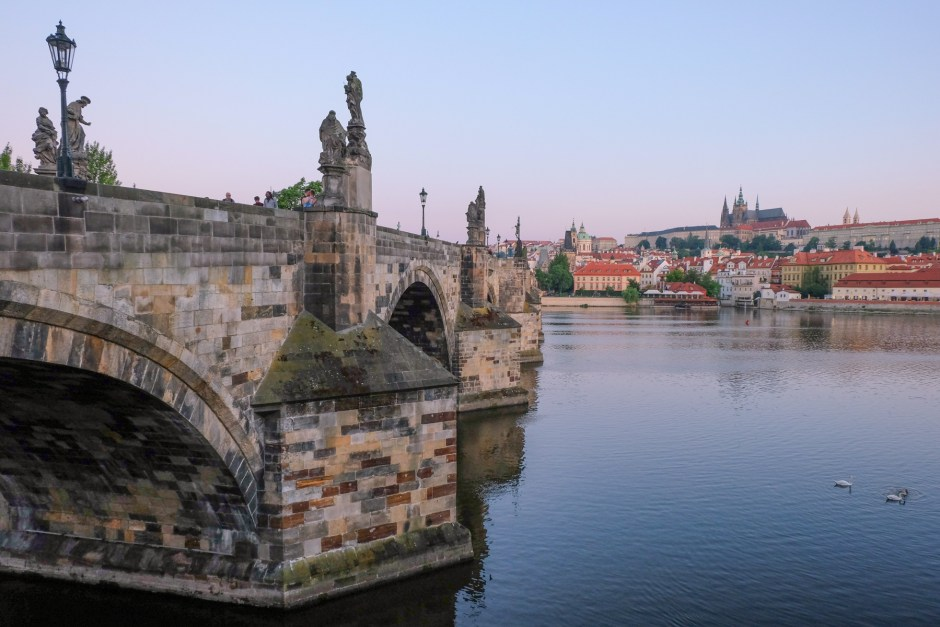 Summer Prague In Pictures Michelle Franc Leemichelle