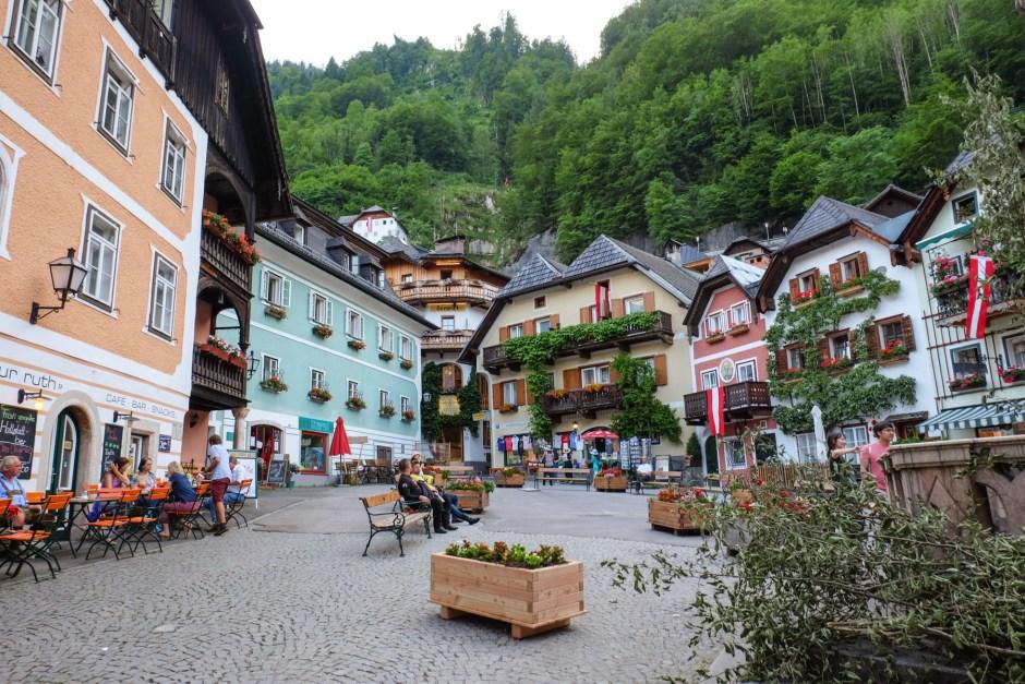 Hallstatt Austria Travel blog Michelle 7