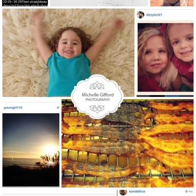 52 Week Instagram Challenge, January Winner and February Prize Anouncement