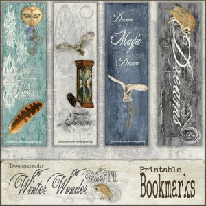 WinterTimeBookmarksDisplay