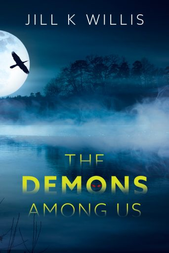 Novel About Demons Releases in time for Halloween