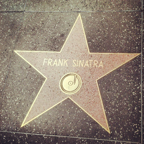 The Chairman of the Board #photography #losangeles #sinatra