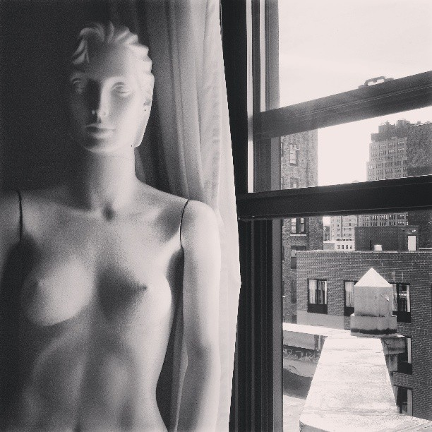 View from the studio #photography #newyork