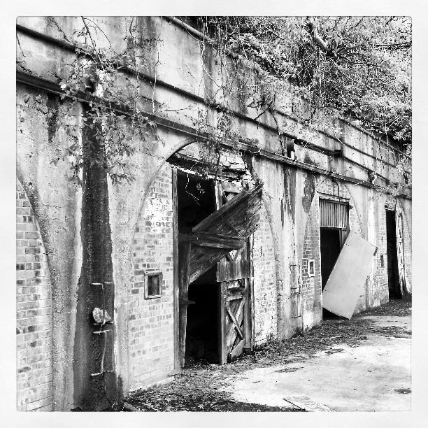 Barracks, Fort Totten #photography #newyork #bayside #historical