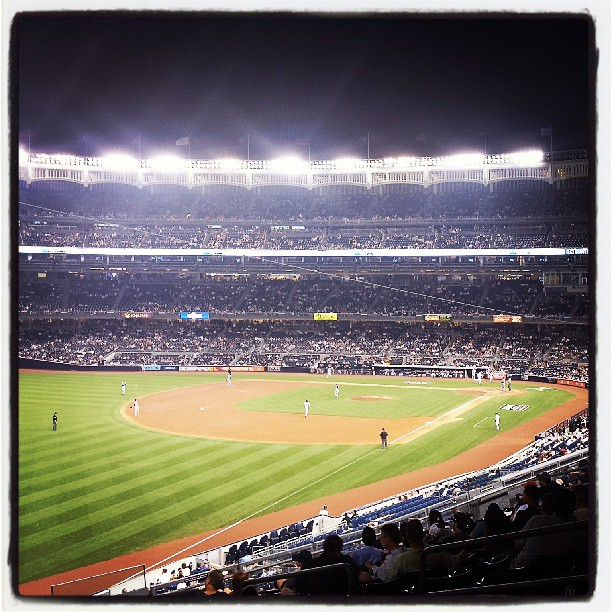 Last Licks #yankees #newyork #baseball #photography