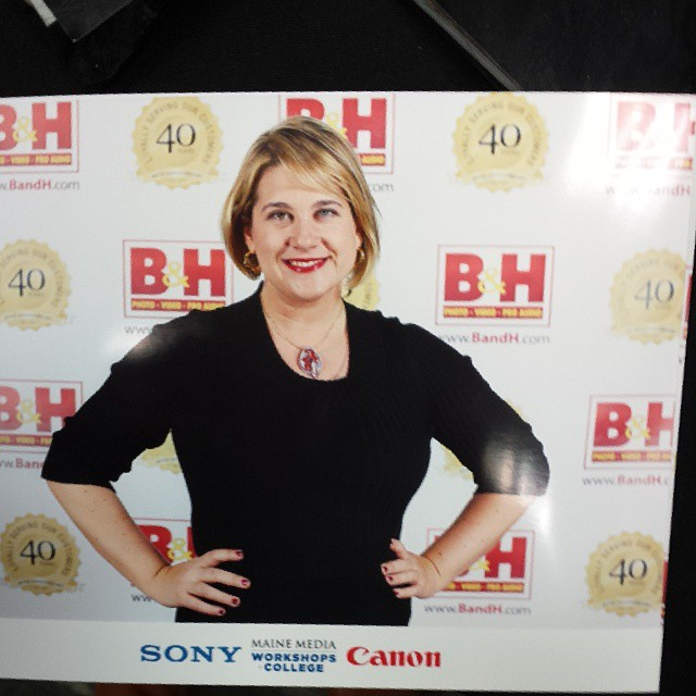 B&H party #PPE2013 #photobooth #fun