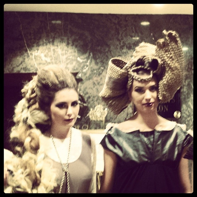 Romeo & Juliet, falling in love with love #intercoiffure #hair #beauty #awesome