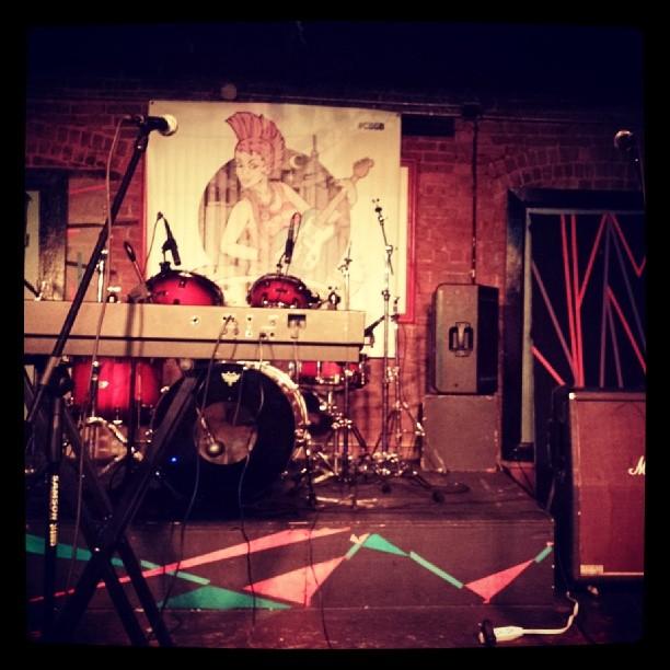 The Stage #tobaccoroad #cbgb #festival #music