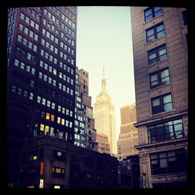 Empire State Building #newyork #building