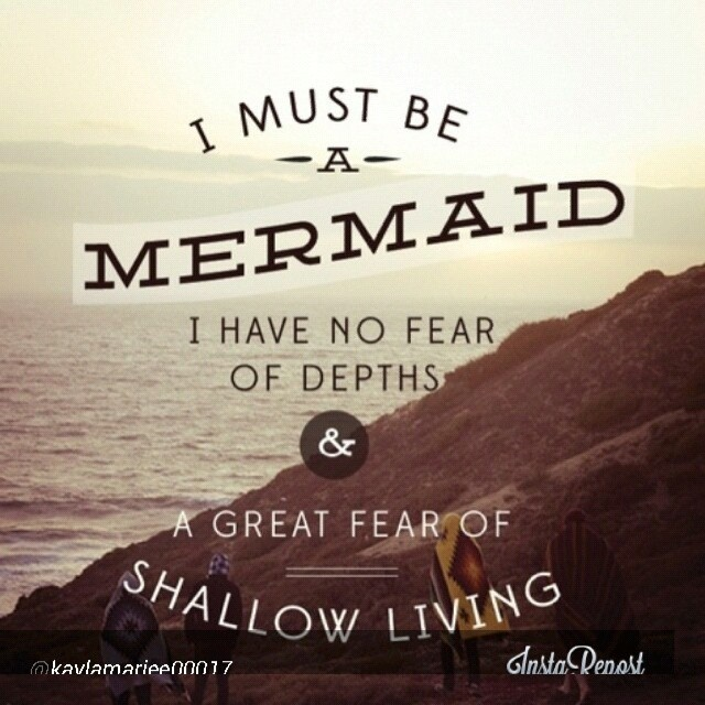 My Friday Moment of Zen #mermaidstatus #love #awesom #ocean #zen #lifephilosophy