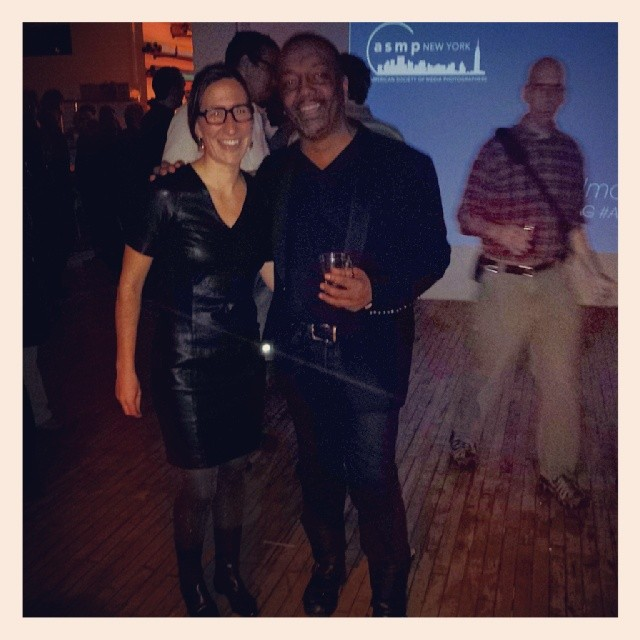 Jessica Moon & Darrell Perry of #aspp looking hot ! #asmpwinterparty