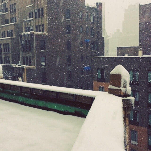 Snow Globe Snow #studio #snow #ice #snowscape #newyork #winter #cold