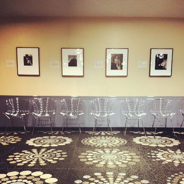 A Wall of Steichen at Baruch #cuny #steichen #master #photographer #art