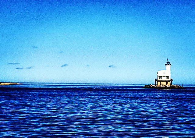 Bug Light #peconicbay #gardinersbay #northfork #peconiccruiselines #seascape #lighthouse #longisland #eastcoast #newyork #newyorkphotographer #nofo