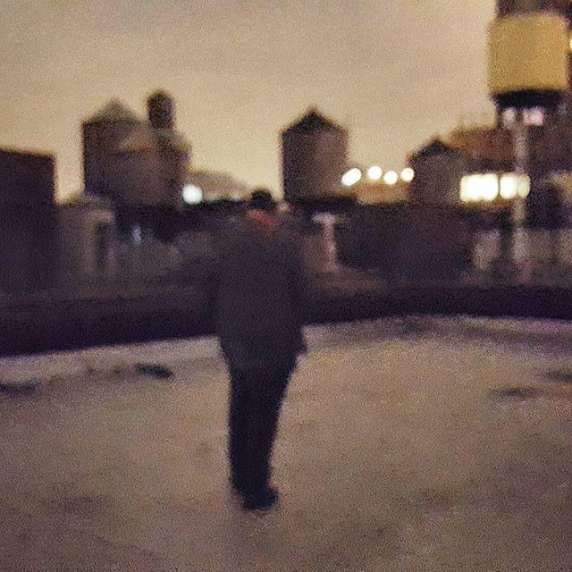 Mallon En Noir#rooftop #photography #portrait #filmnoirwma