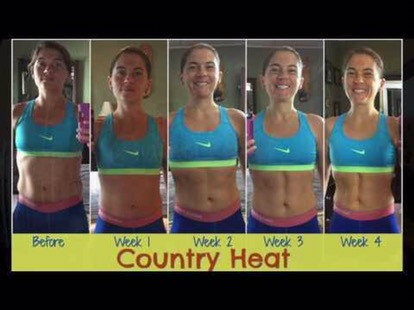 Country Heat 4 Week Results