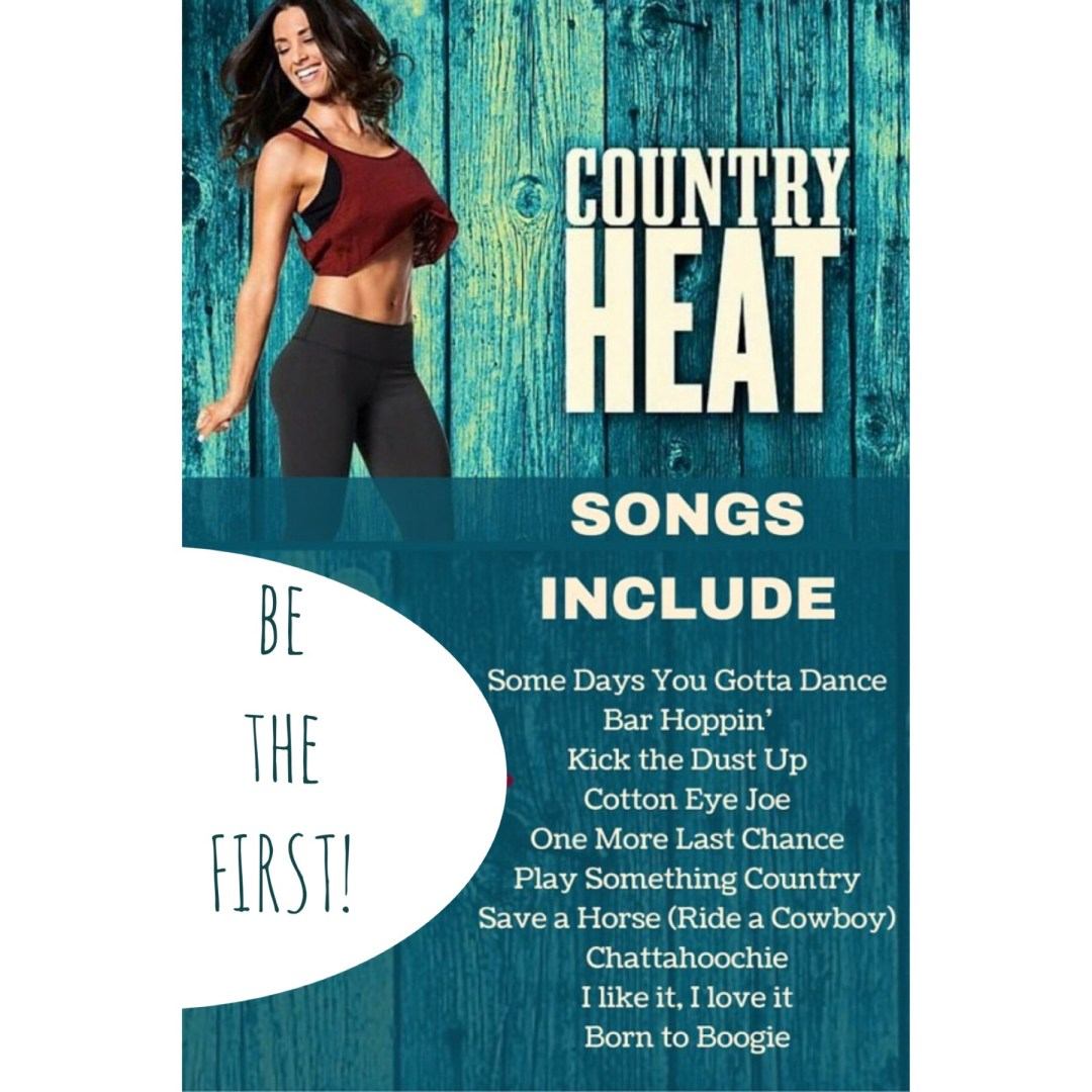 Country Heat Song List