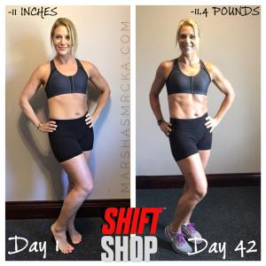 shift shop, transformation, fitness, home fitness, home gym, cardio, diet, weight loss