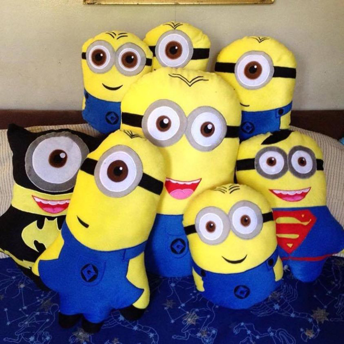 minions pillows