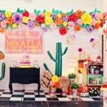 Mikaela's Primera Fiesta – A Modern Mexican Fiesta