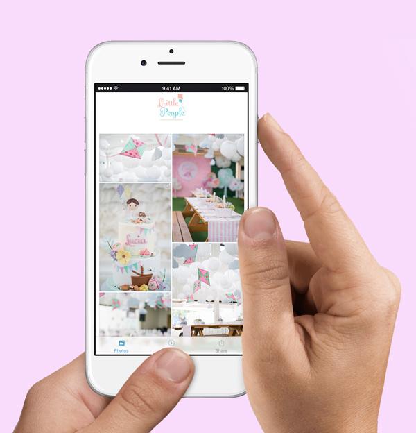 LP mobile app