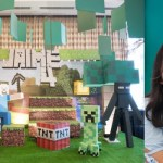 Jaime's 4th Birthday – An Out Of The Box Minecraft Celebration