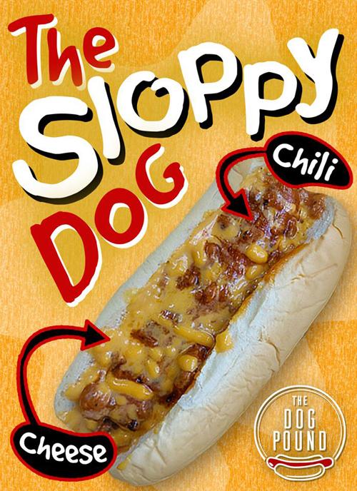 sloppy dog