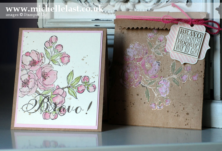 Indescribable-Gift from Stampin Up
