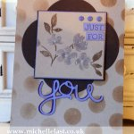 Painted-Petals card making class