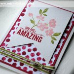 stampin up painted-petals card by Michelle Last