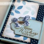 Butterfly Basics for Stamping&Blogging Sketch
