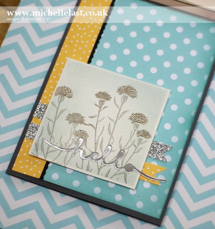 Wild About Flowers from Stampin Up