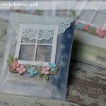 Window frame treat bags