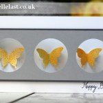 #GDP025 Elegant Butterfly Card