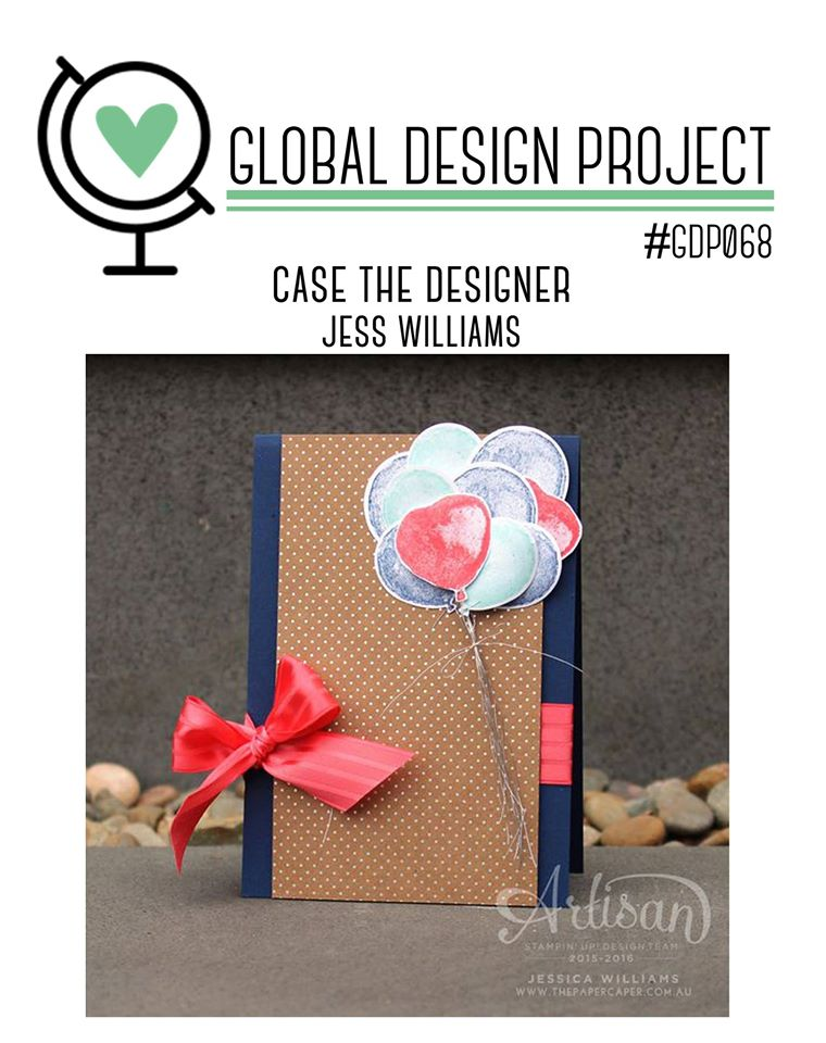 #GDP068 Case the designer Jess Williams
