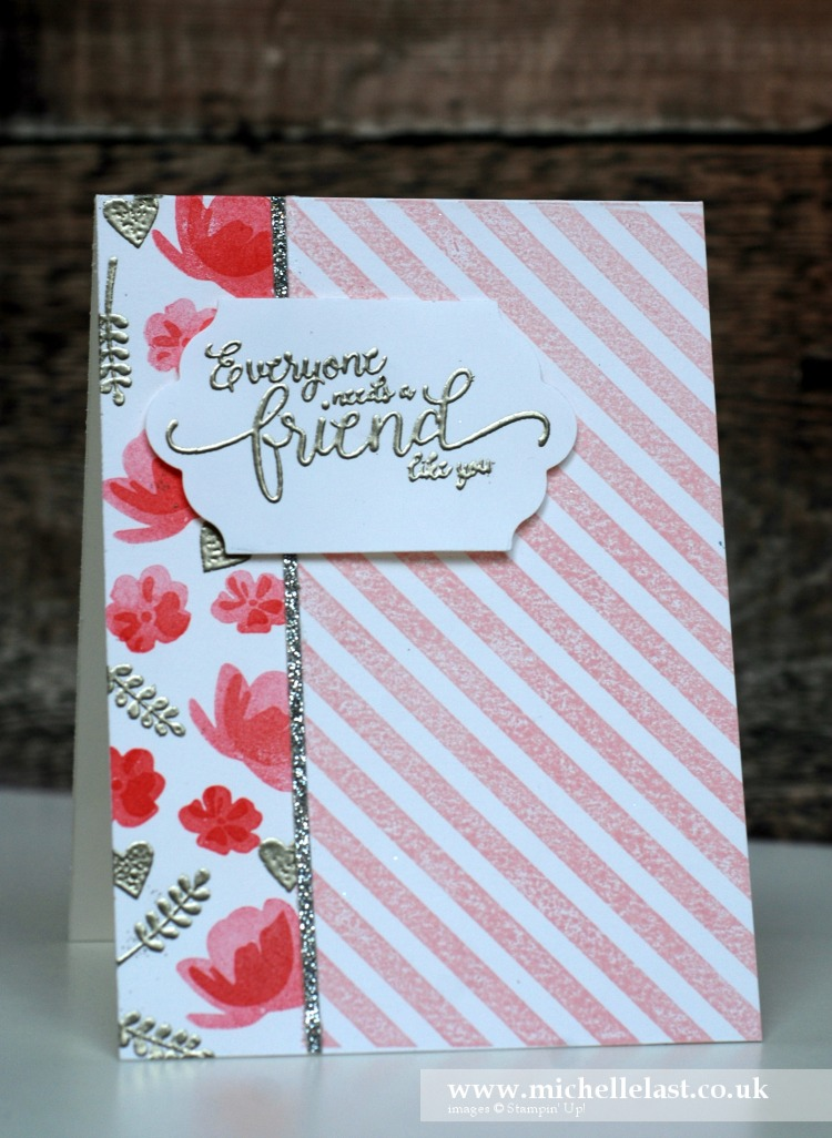 Jar of Love from Stampin Up