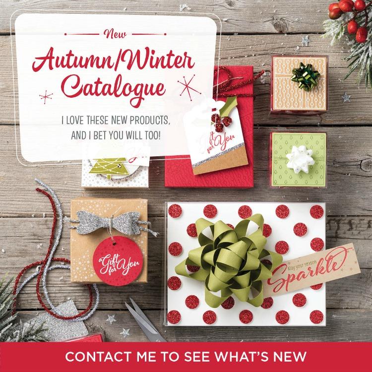 Stampin Up Seasonal Catalogue 2017