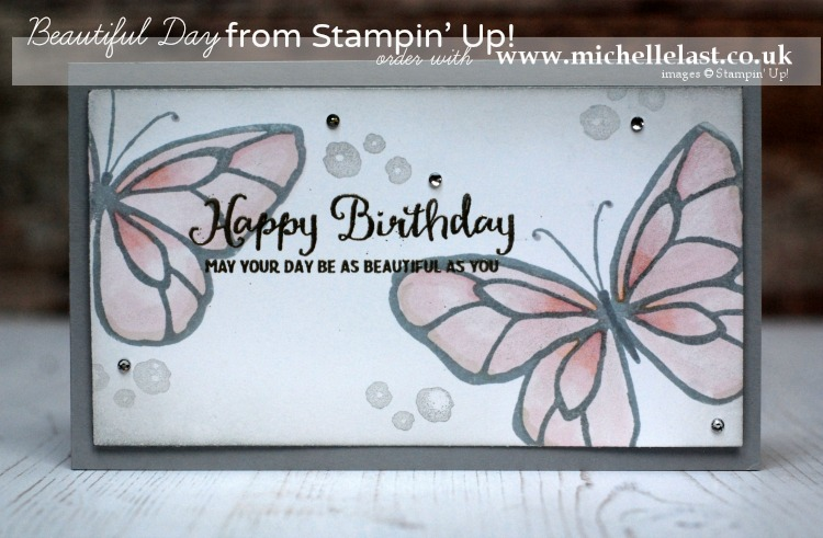 Beautiful Day from Stampin' Up!