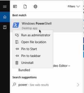 Reading The F****** Manual: Setting Up VMware PowerCLI 10 x
