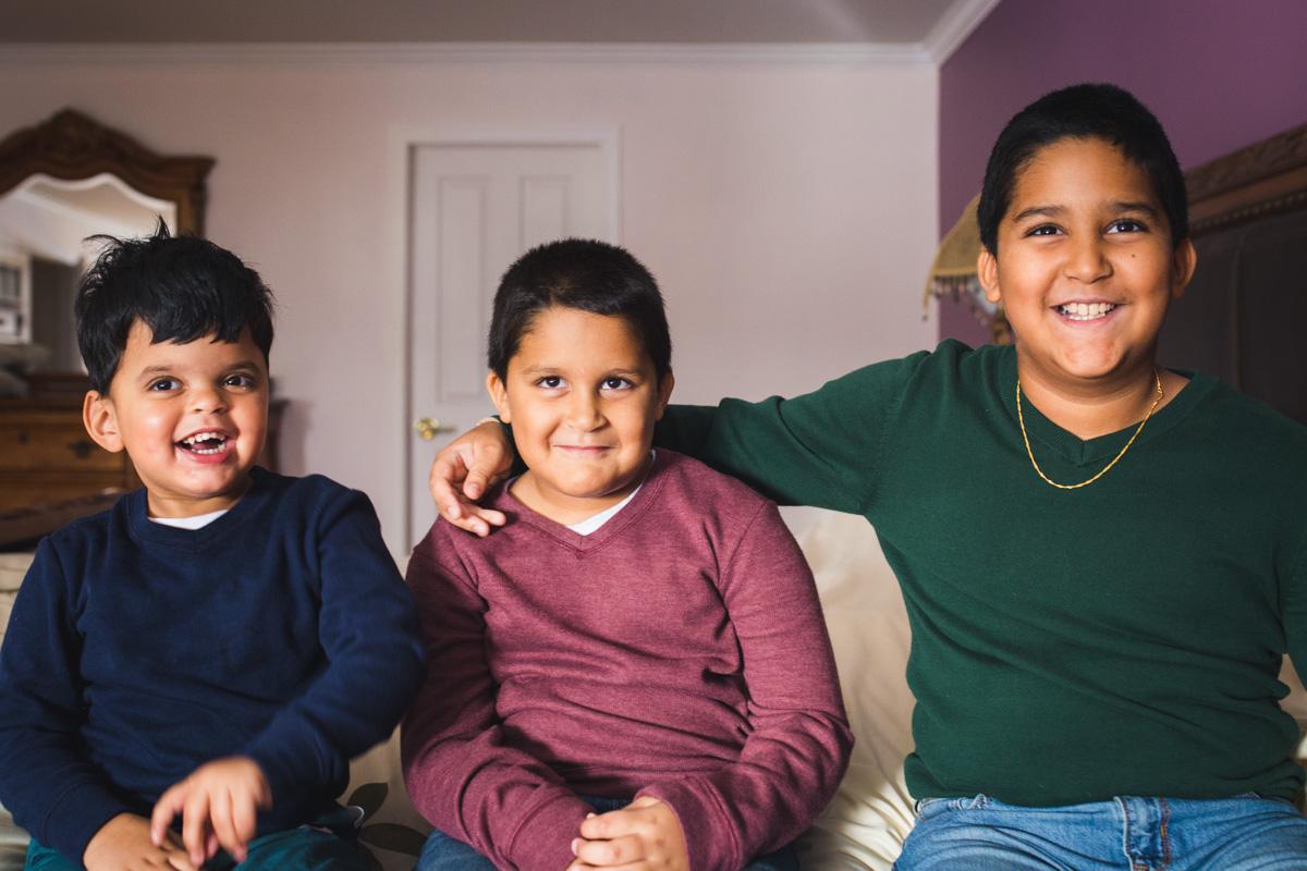 3 Boys Photographer