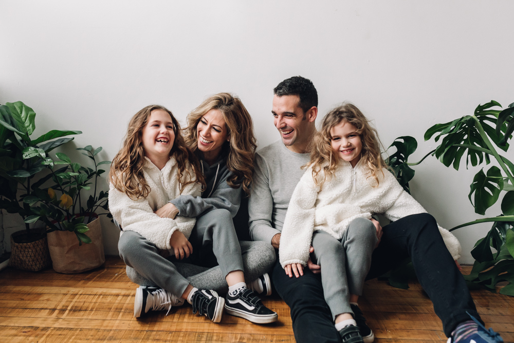 Studio Photography for Family