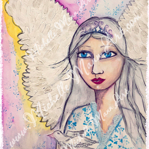 Guardian Angel by Michelle Mann copyright Michelle Mann 2017 all rights reserved