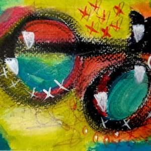 Small Abstract Art - Originals